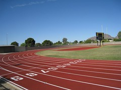 Saguaro Track - At the Turn | by Dru Bloomfield - At Home in Scottsdale