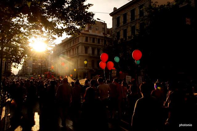 gay pride athens 2010