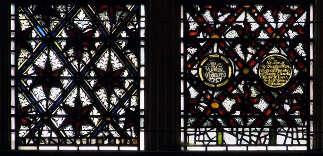 York Minster, wI, 1c-1d, foliage designs