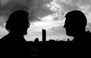 Politiek debat op Hofstijl: de lezer versus David Rietveld versus Martin Wörsdörfer   by Marco Raaphorst