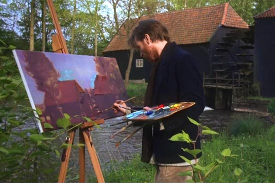 Nuenen - Van Gogh in Brabant