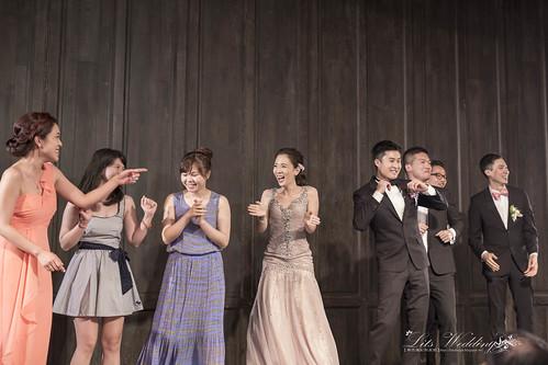 台北婚攝/婚禮紀錄/婚禮攝影/台北君品酒店/Alvin+Wendy | by 婚攝樂思