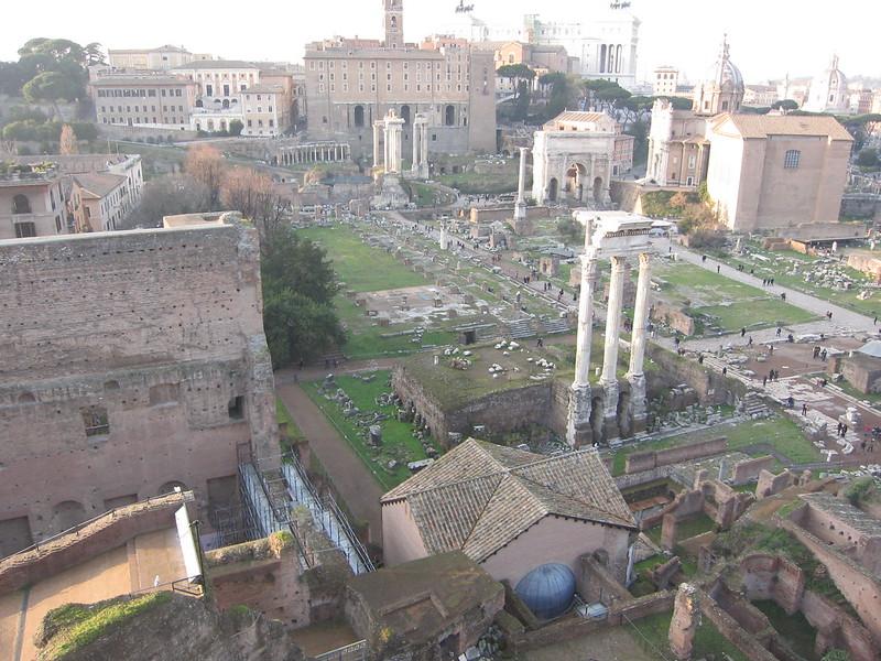 Roma - Forum Romain