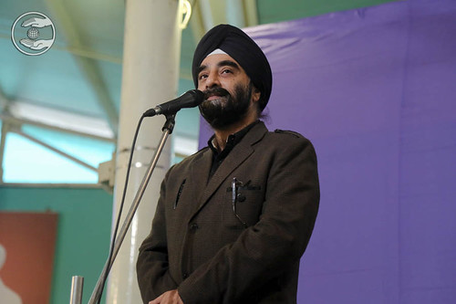 Taranjit Kukal from Sant Nirankari Colony, expresses his views
