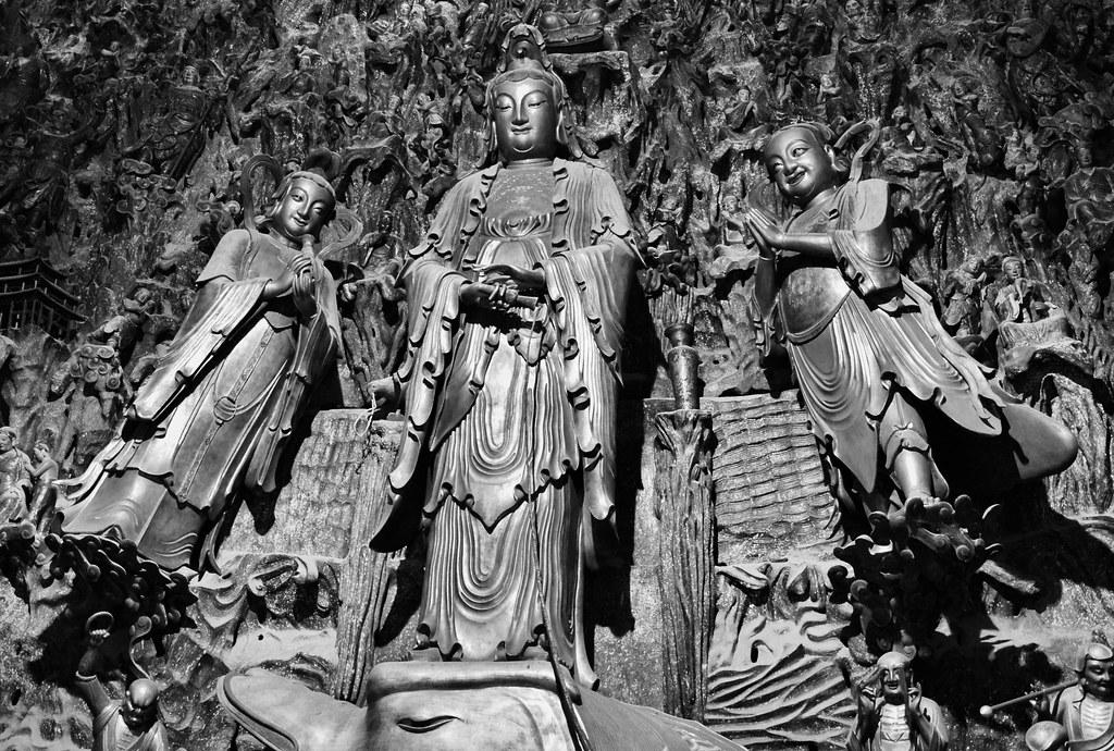 LingYin Temple in Hangzhou (DSC_0213p)