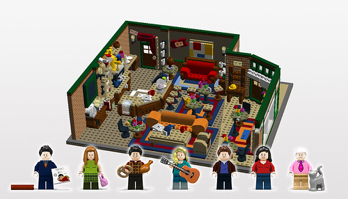 central_perk_11 | by Afol minifigures collector