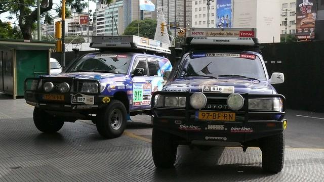 Rally Dakar 2010 - Argentina - Chile