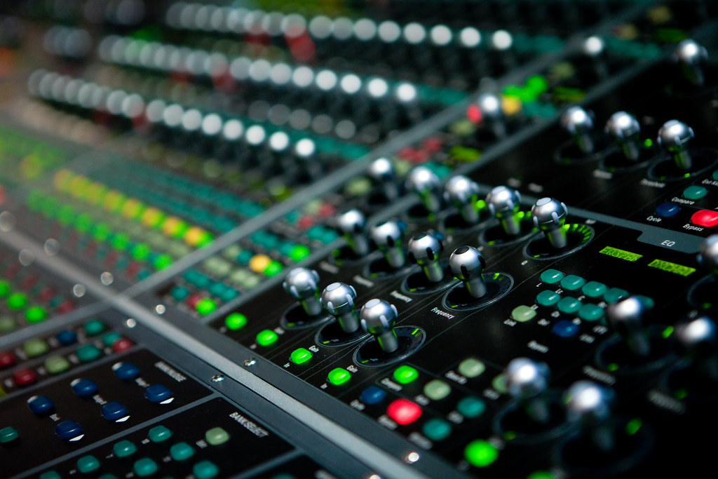 The New ICON Dual-Operator System Offers Students the Most Up-to-date Features in Sound Design