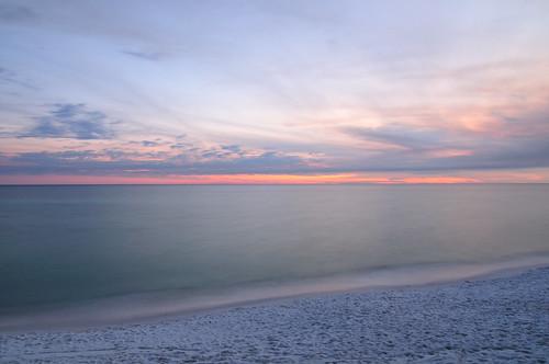 sunset usa beach geotagged nikon day unitedstates florida whitesand navarre d300 nikond300 geo:lat=3038045667 geo:lon=8685683000 navarrebeachstatepark pwpartlycloudy