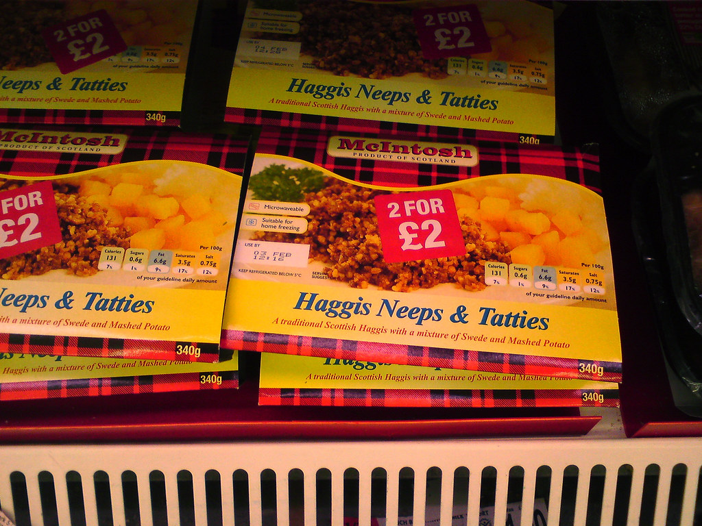 Amount Deutsch haggis, neeps & tatties | martin deutsch | flickr