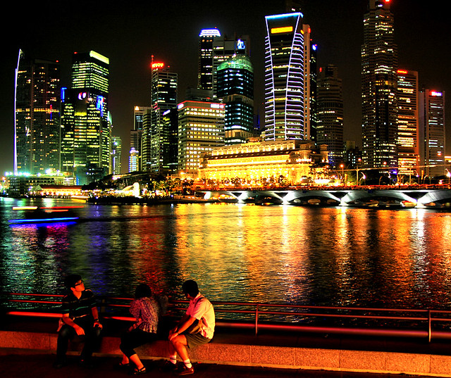 Warm Nights in Singapore