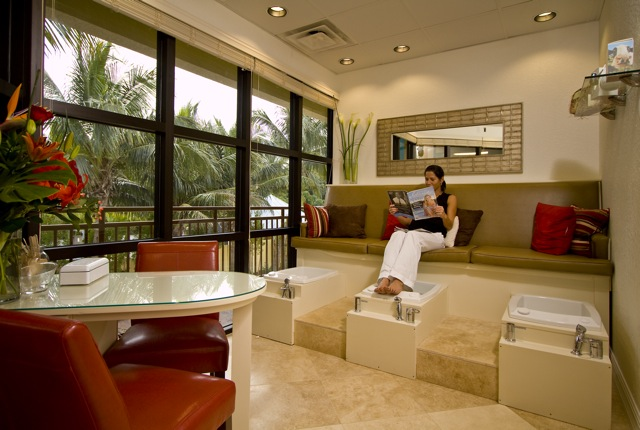 Spa at 'Tween Waters Inn Island Resort, Captiva Island Florida 5