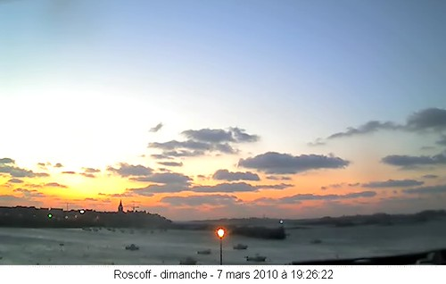 Roscoff - Webcam