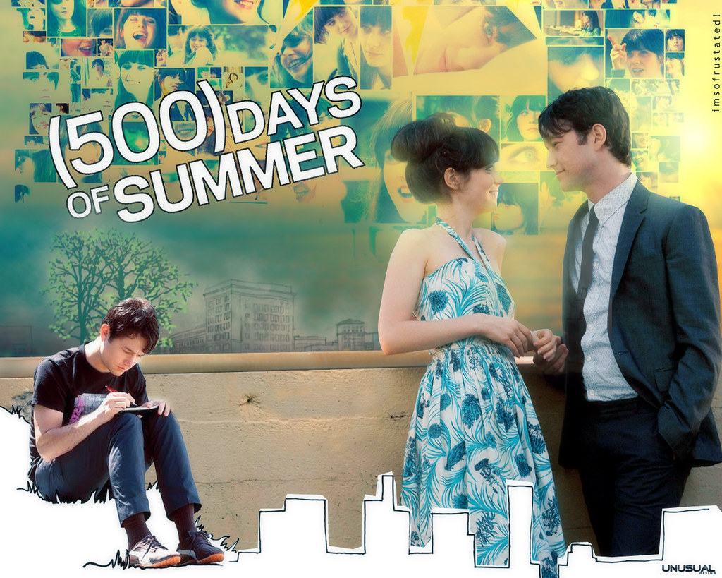 500 Days Of Summer 3 To I Msofrustated Anoche Vi Est Flickr