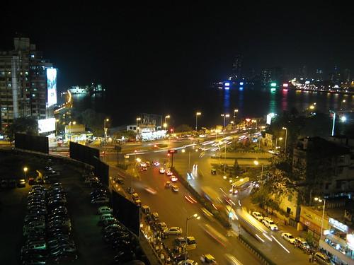 The City that never sleeps   by Anurag Chugh