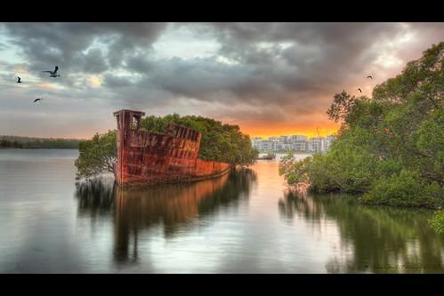 Evangelia Wrecks | Series The Surviving Remains of