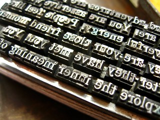 typesetting | by the queen of subtle
