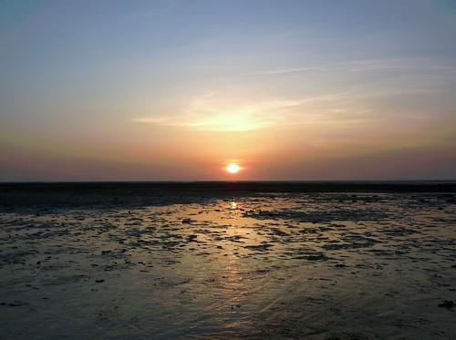 Sunset On Beach 6 (17/04/2010)