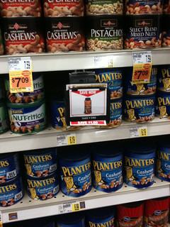 Grocery Coupons - Blinkie Coupon Machine with coupons for Planters Nuts | by Hotcouponworld.com