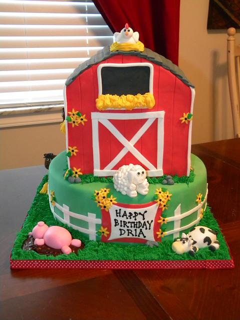 Barn Birthday