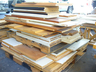 Plywood and Shelving | by Reuse Warehouse Houston