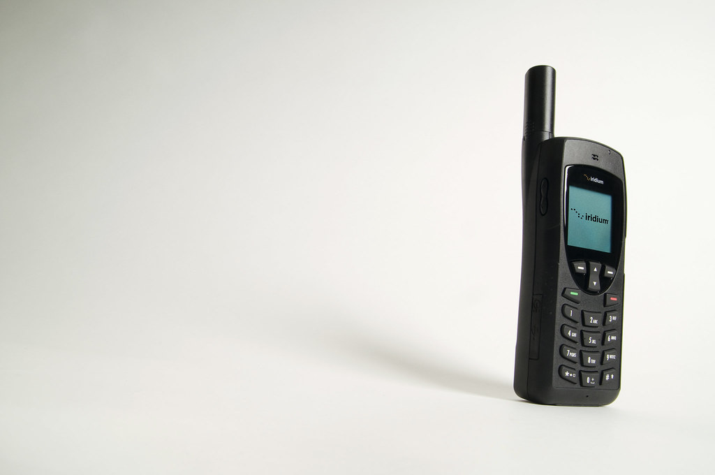 Features Of A Satellite Phone