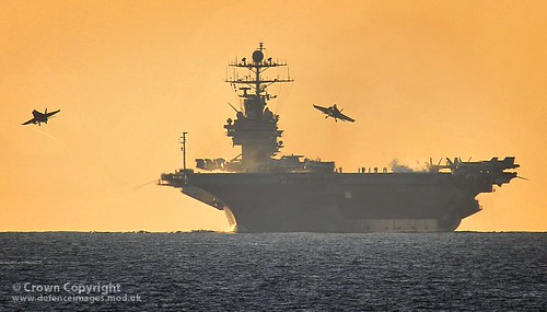 USS Harry S Truman | by Defence Images