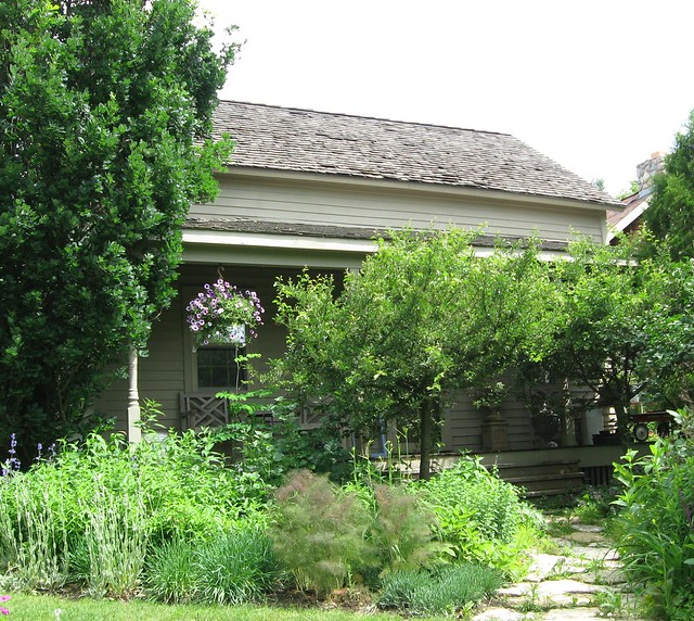 Original Farmhouse, c 1840