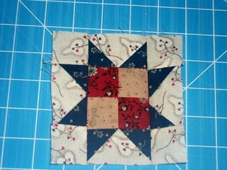Mini Quilt Along Block