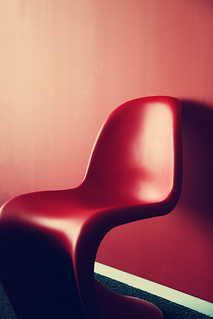 My Little Red Chair... | by VinothChandar