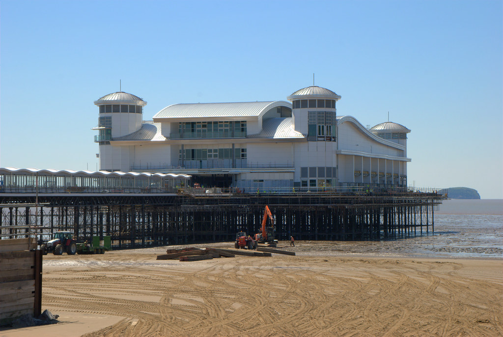 THE NEW PIER