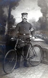 Landsturm Infanterie Bataillon 'Straßburg' (XV. 1) / Großer Schnurrbart