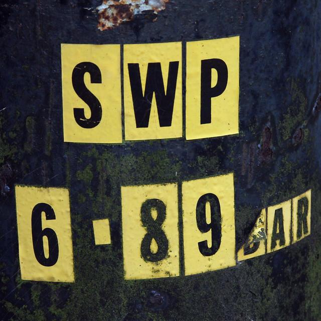 SWP 6.89 BAR