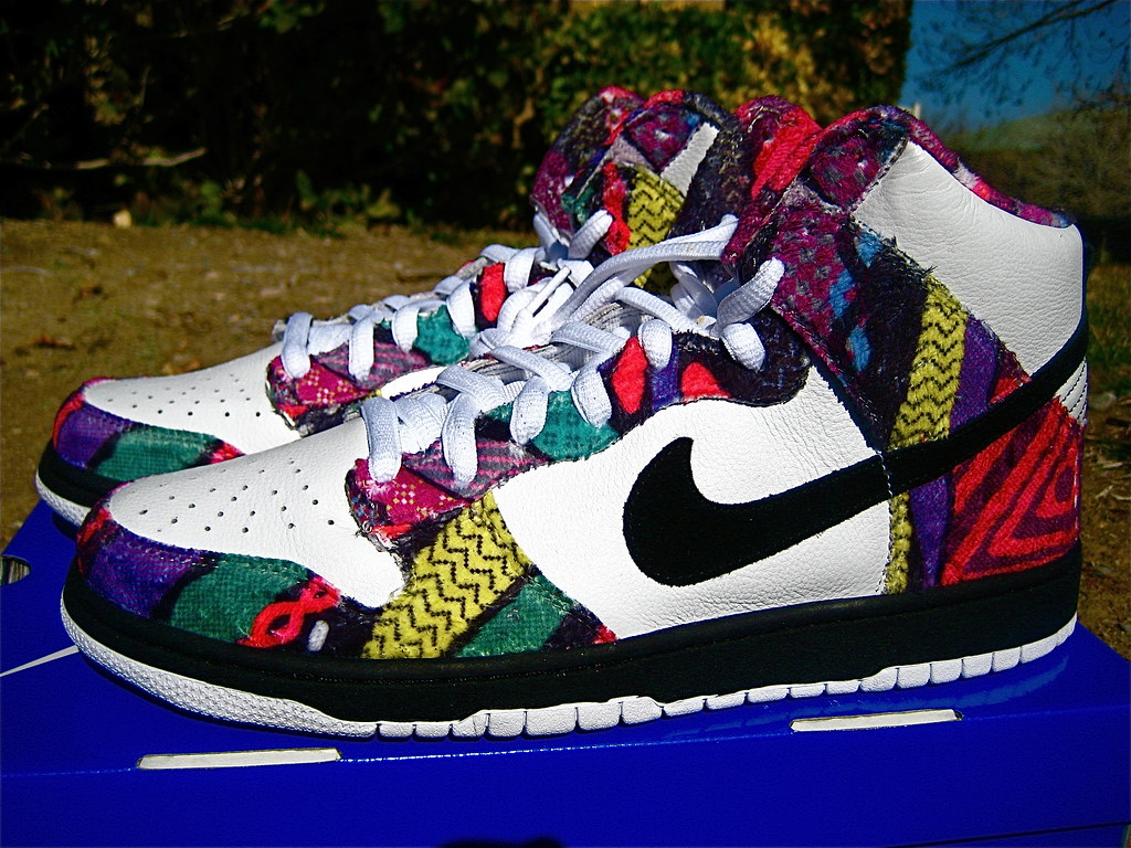new concept 693ae 25681 Nike dunk sb (Coogi / Dr. Huxtable) | Size 12 dead stock ...