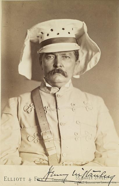 Sir Henry Morton Stanley (1841-1904)