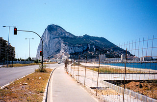 The Rock of Gibraltar - 1992.