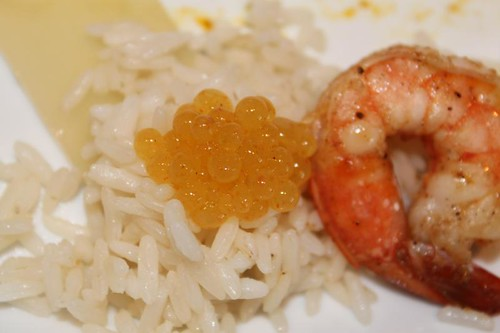 Molecular gastronomy shrimp curry | by MiraUncutBlog