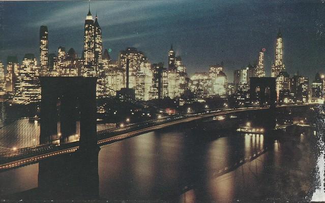 Lower Manhattan 1960s