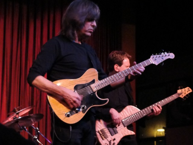 Mike Stern and Tom Kennedy