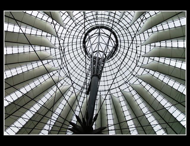 Berlino-architettura moderna
