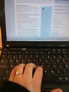 Week 25 - working on my laptop | by IngaPlinga77
