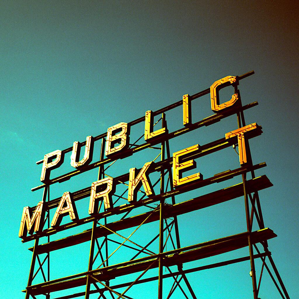 public market (xpro). seattle, wa. 2009.