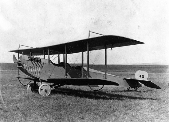 Curtiss : JN-2