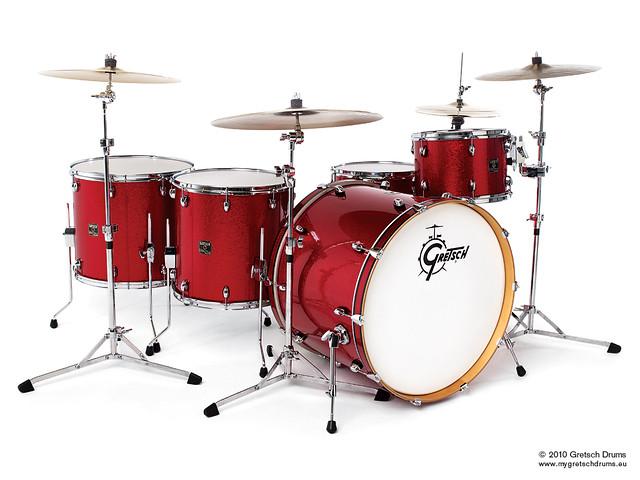 dating Gretsch trommer