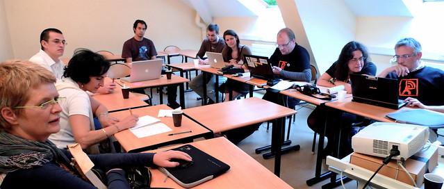 Barcamp CommunityCamp & Femmes Entrepreneurs