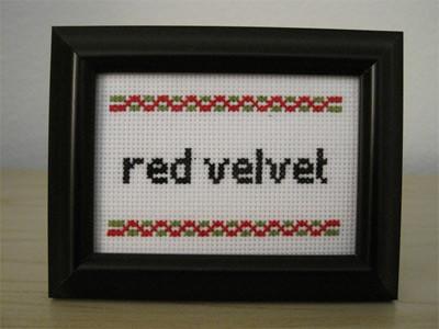 Red Velvet | by ponyinarope