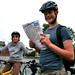 Interviews & Biking