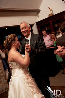 Father and daughter breaking it down on the dancefloor | by ND-Photo.nl