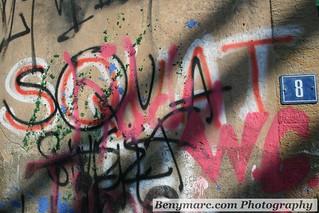 Squat adress | by Marc Ben Fatma - visit sophia.lu and like my FB pa