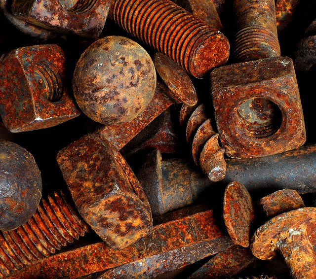 Bolts, Nuts, Spikes